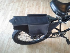 Custom LeatherCustom Leather Bike Saddle