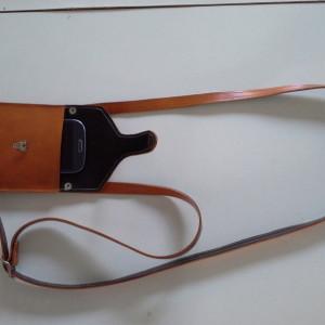Shoulder strap phone case