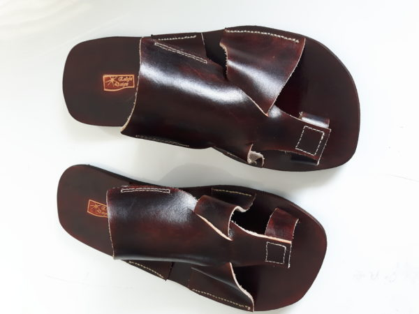 Custom Leather Sandals