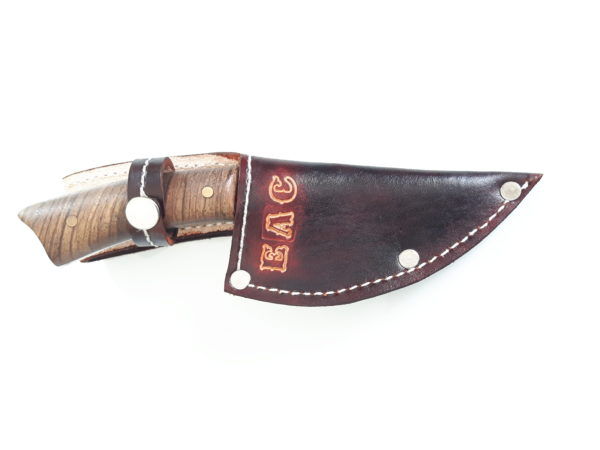 Custom Made Leather knife sheath