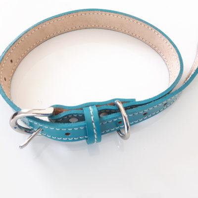 Custom Made Leather Dog Collar