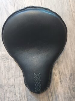 Leather Bike Seat After